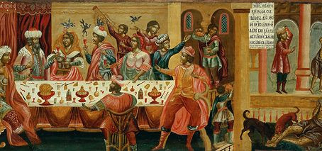The Rich Man & Lazarus: XIX Pentecost (Proper 21C)
