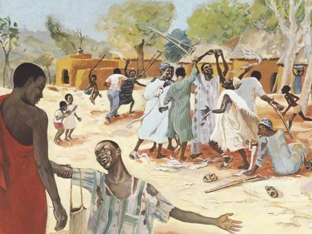 Morning Prayer & Sermon for Hurricane Matthew - XXI Pentecost (Proper 23C)