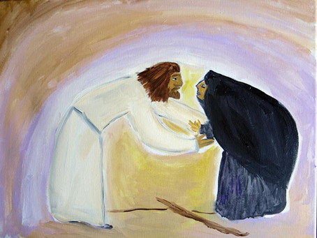 Compassion Even For Her (11th Pentecost, Proper 16C)