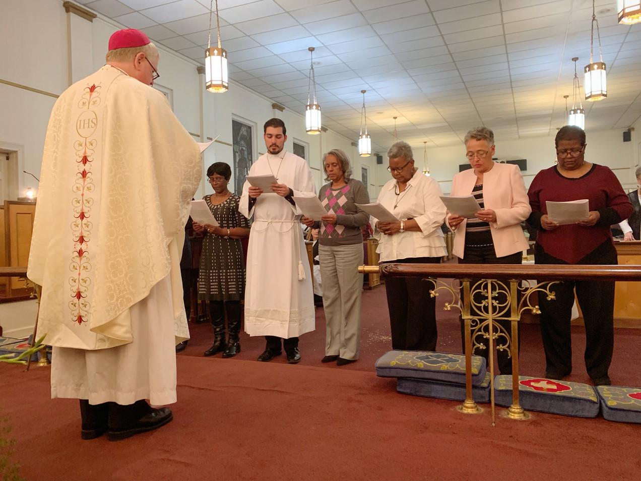 Celebration of a New Ministry (1/30/2019)