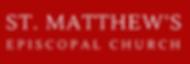 St. Matthew's Mission Logo - Web Banner.