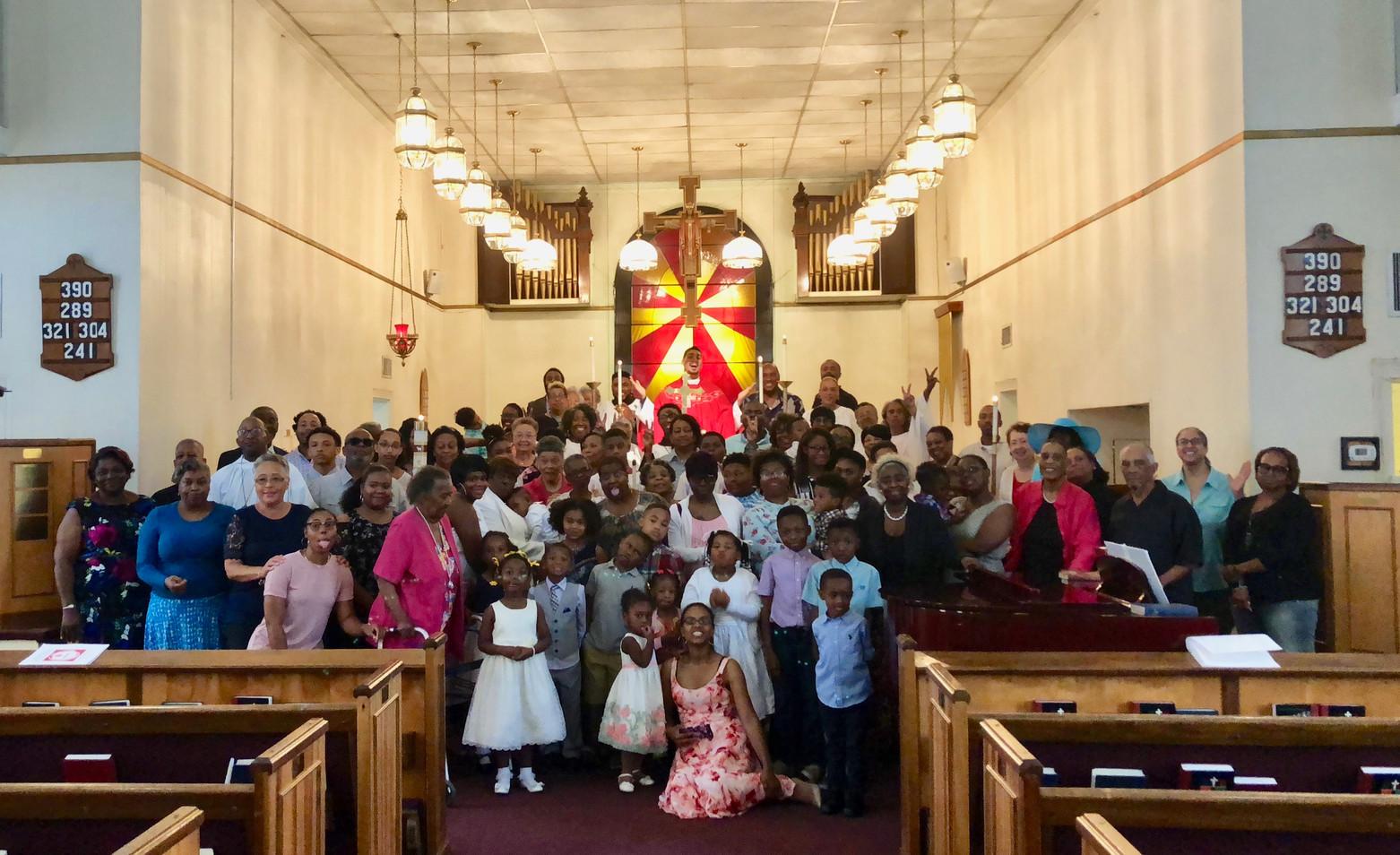 St Matthew's Day 2018