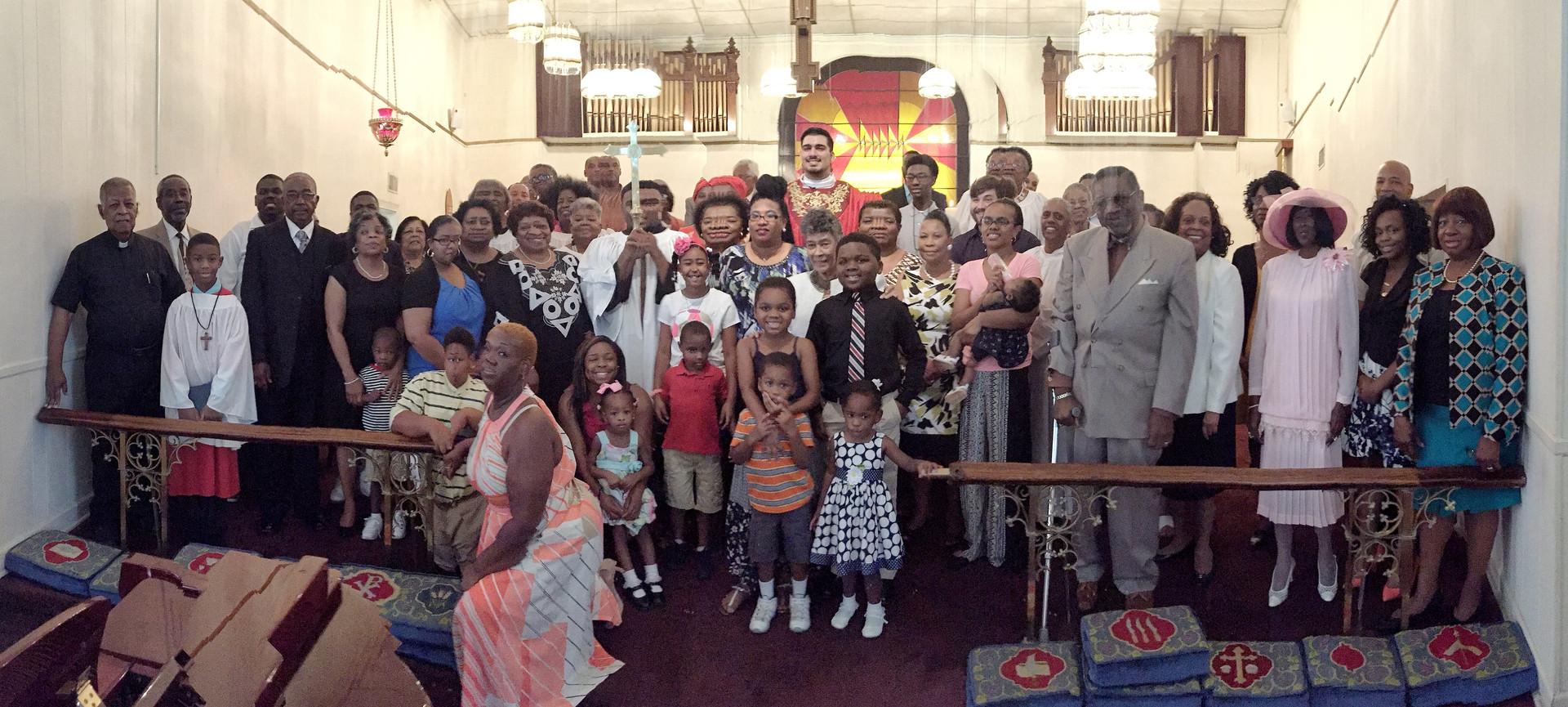St. Matthew's Day 2016