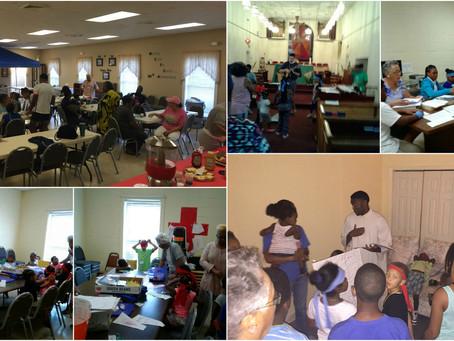 Vacation Bible School Sunday (VI Pentecost - Proper 10A)