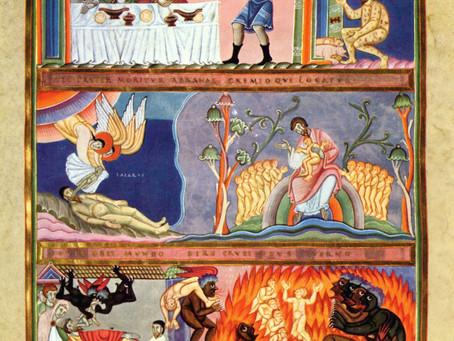 Contentment and Generosity (16th Pentecost, Proper 21C)