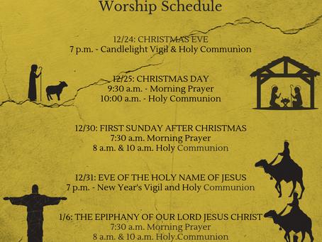 Christmas Season at St. Matthew's