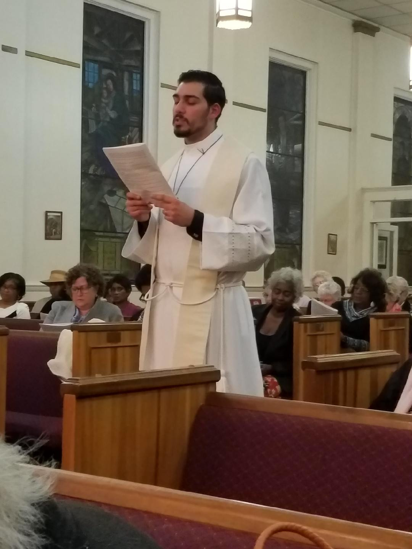 Rector's Prayer of Dedication