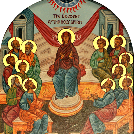 Sunday Worship for the Day of Pentecost 2021