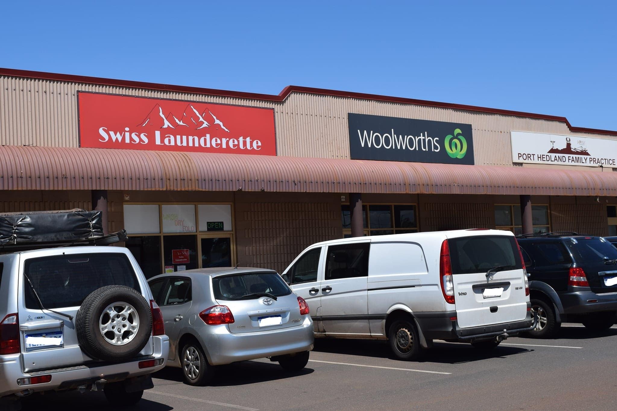 Port Hedland Laundromat
