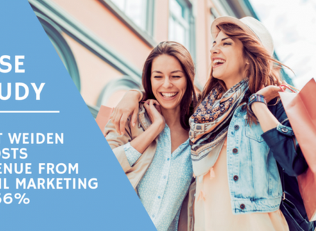 Witt Weiden Boosts Revenue From Email Marketing By 56% [Case Study]
