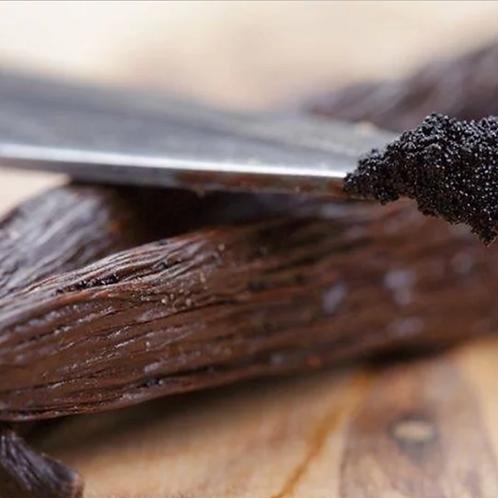 500 Grams (1.1 LB)GRADE A SPLIT Madagascar Vanilla Beans Kosher Certified