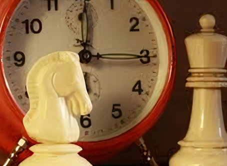 How to Manage Time in Chess