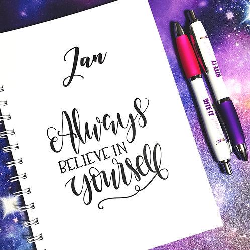 271... Always believe in yourself