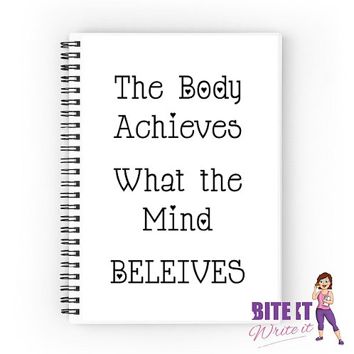 311..The Body Achieves What the Mind BELEIVES