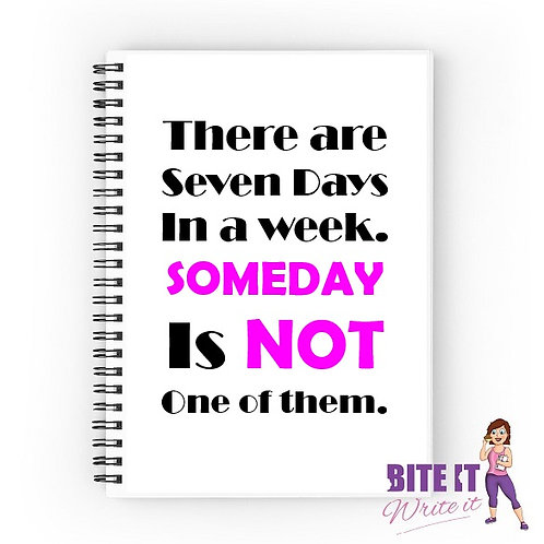 331... Someday is Not one of them
