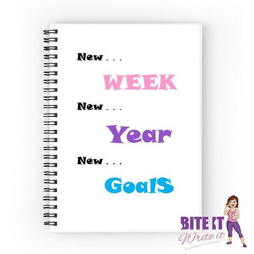 134... New week ... New year ... New... rewards