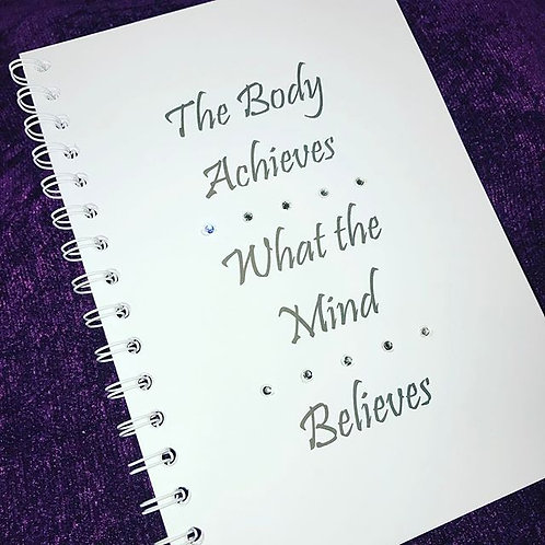109... The body achieves what the mind believes