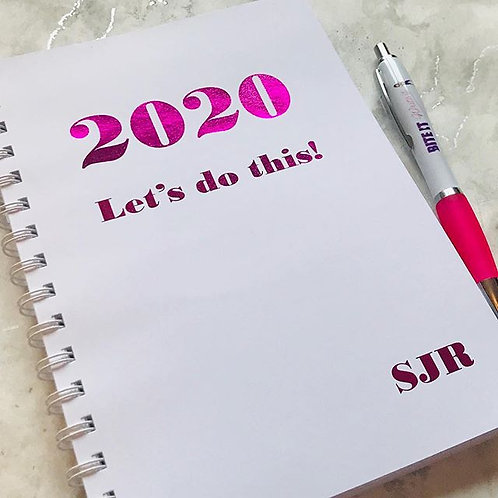 501... 2020 let's do this - Pink