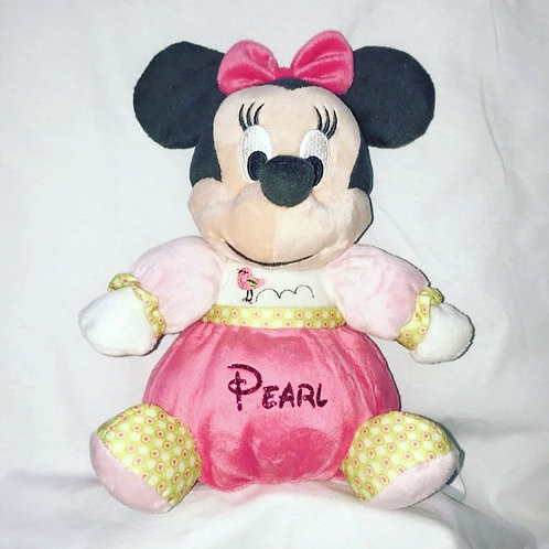 "9"" Minnie Mouse"