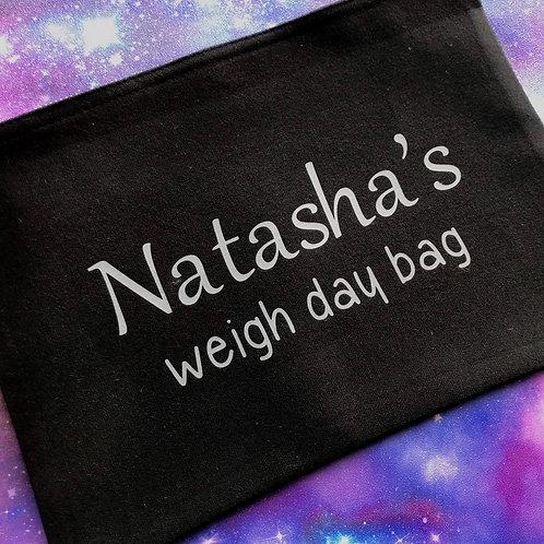 Makeup Bag - Font Style 3