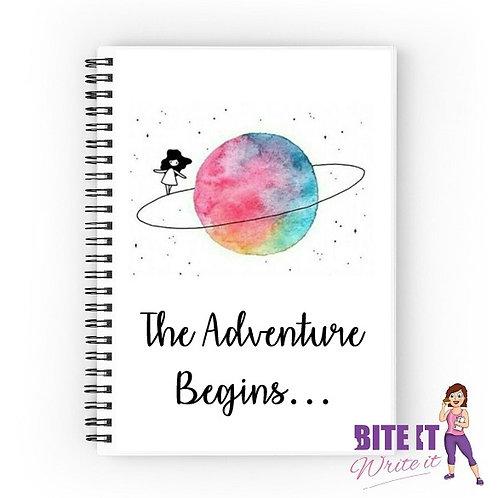 382... Adventure Begins