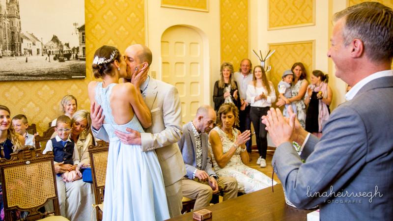 Huwelijksfotograaf Stekene