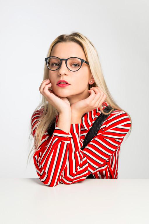 Model: Oliwia Marzec