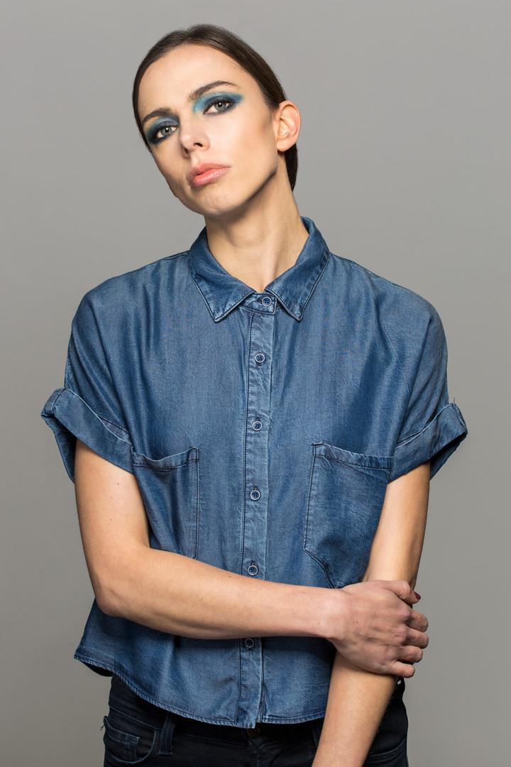 Model: Dorien Van Steenbergen