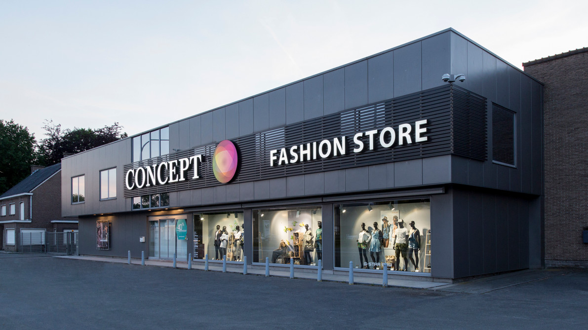 Concept Fashion store, Sint-Niklaas