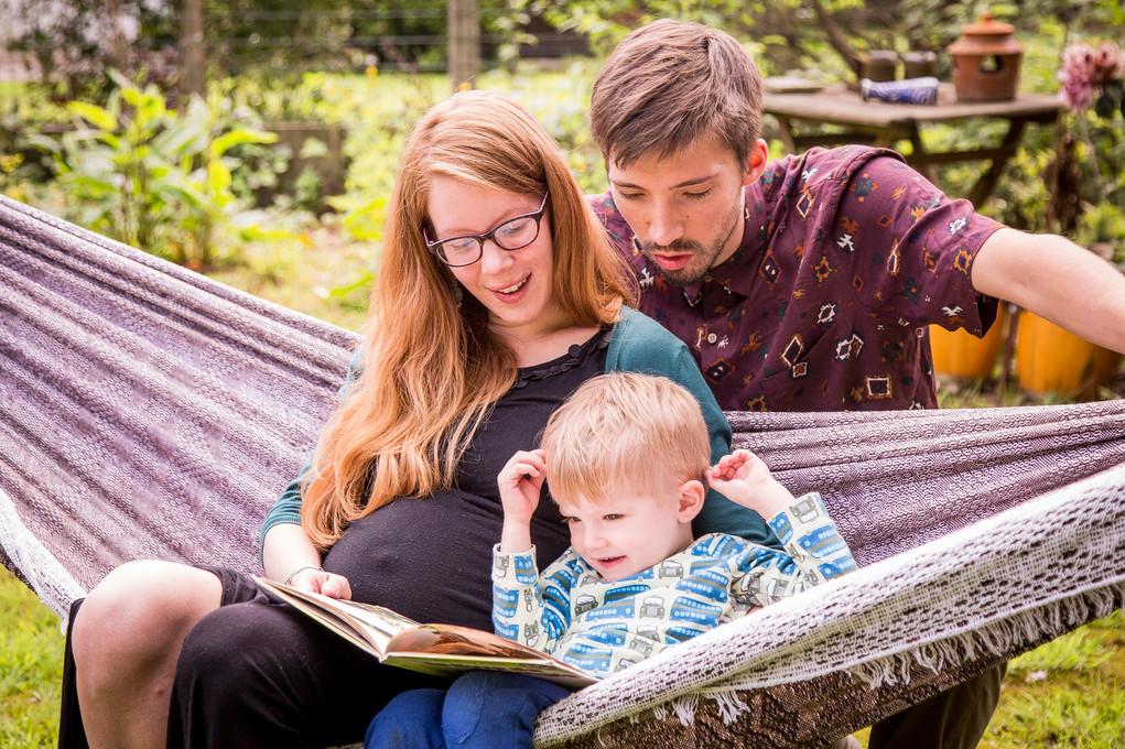 zwangerschapsfotograaf in Lokeren