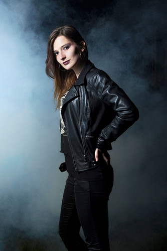 Model: Elisa Heirwegh