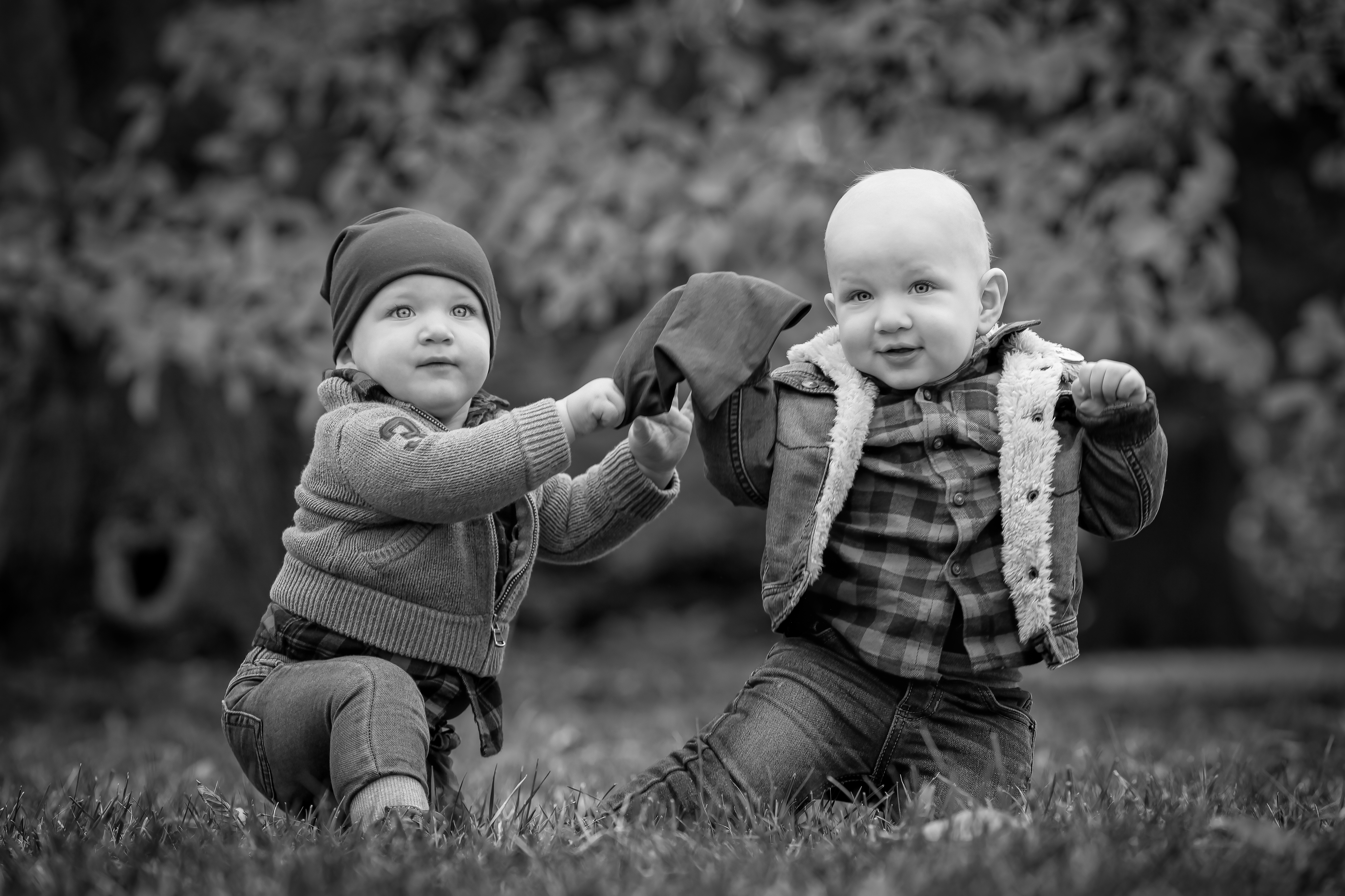Toddler Outdoor Portraits