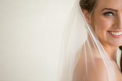 Creative Crop Bride Portrait