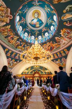 Wedding Ceremony: Greek Orthodox Church