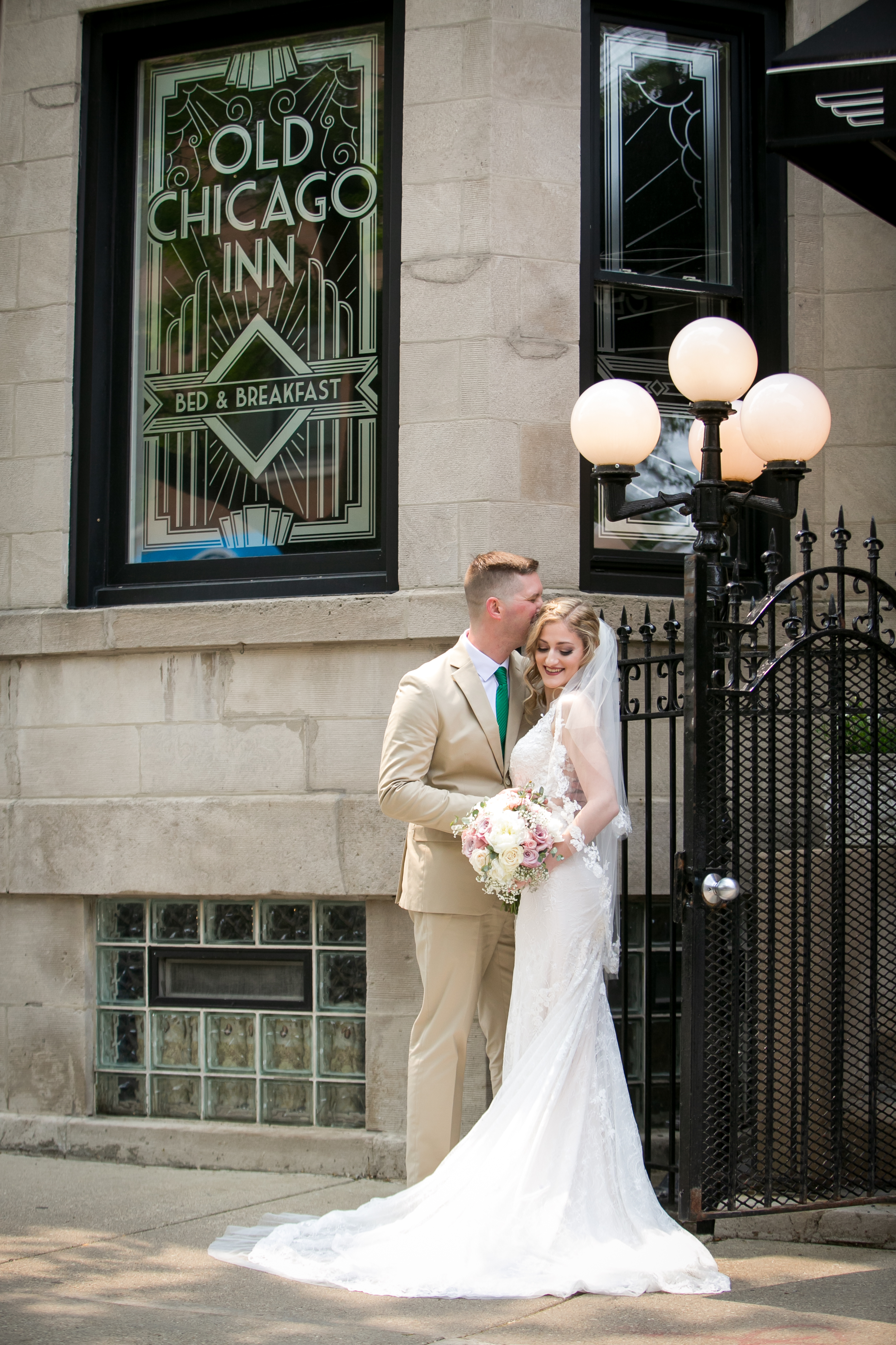 Bed and Breakfast Wedding