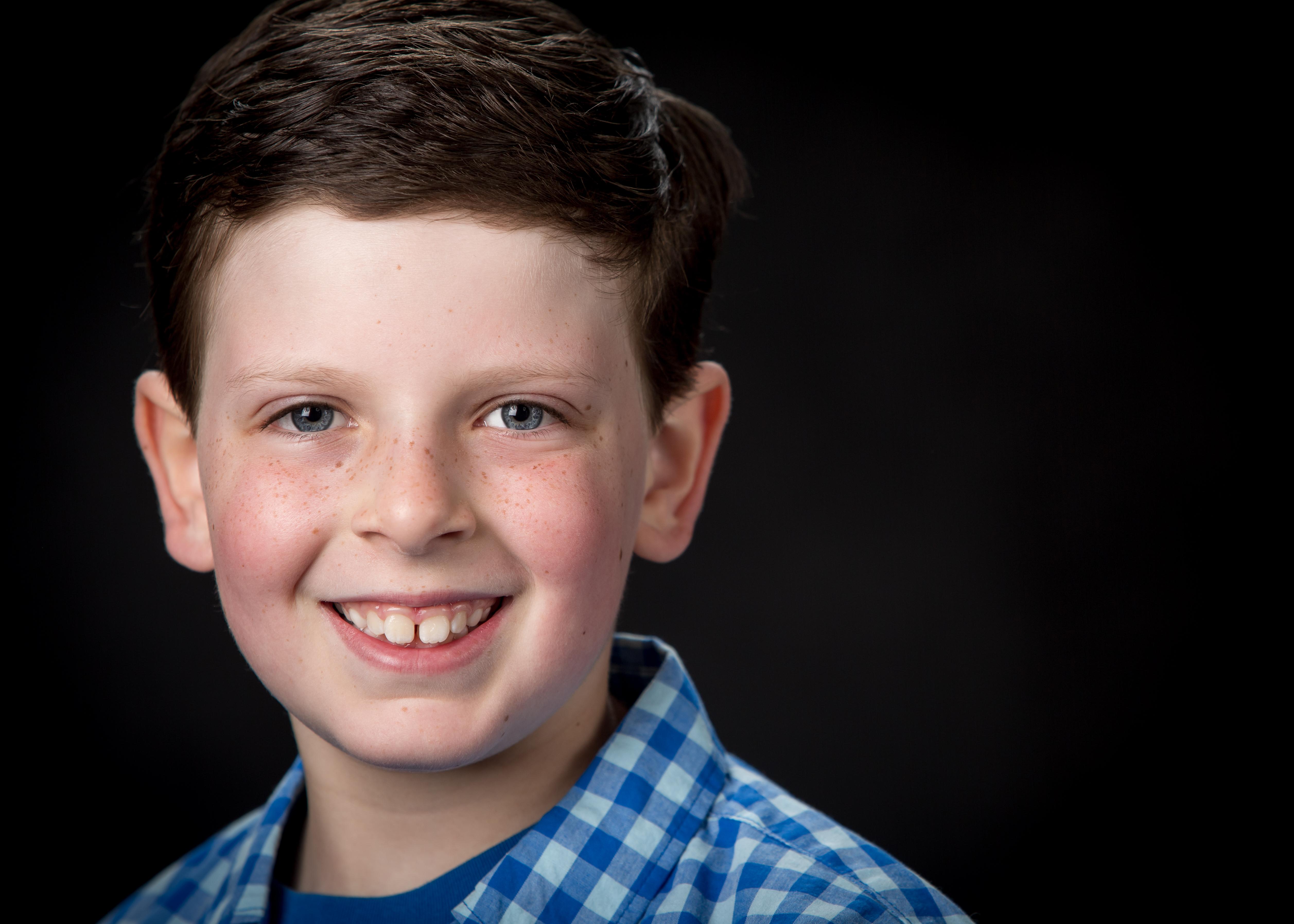 Child Actors Headshot