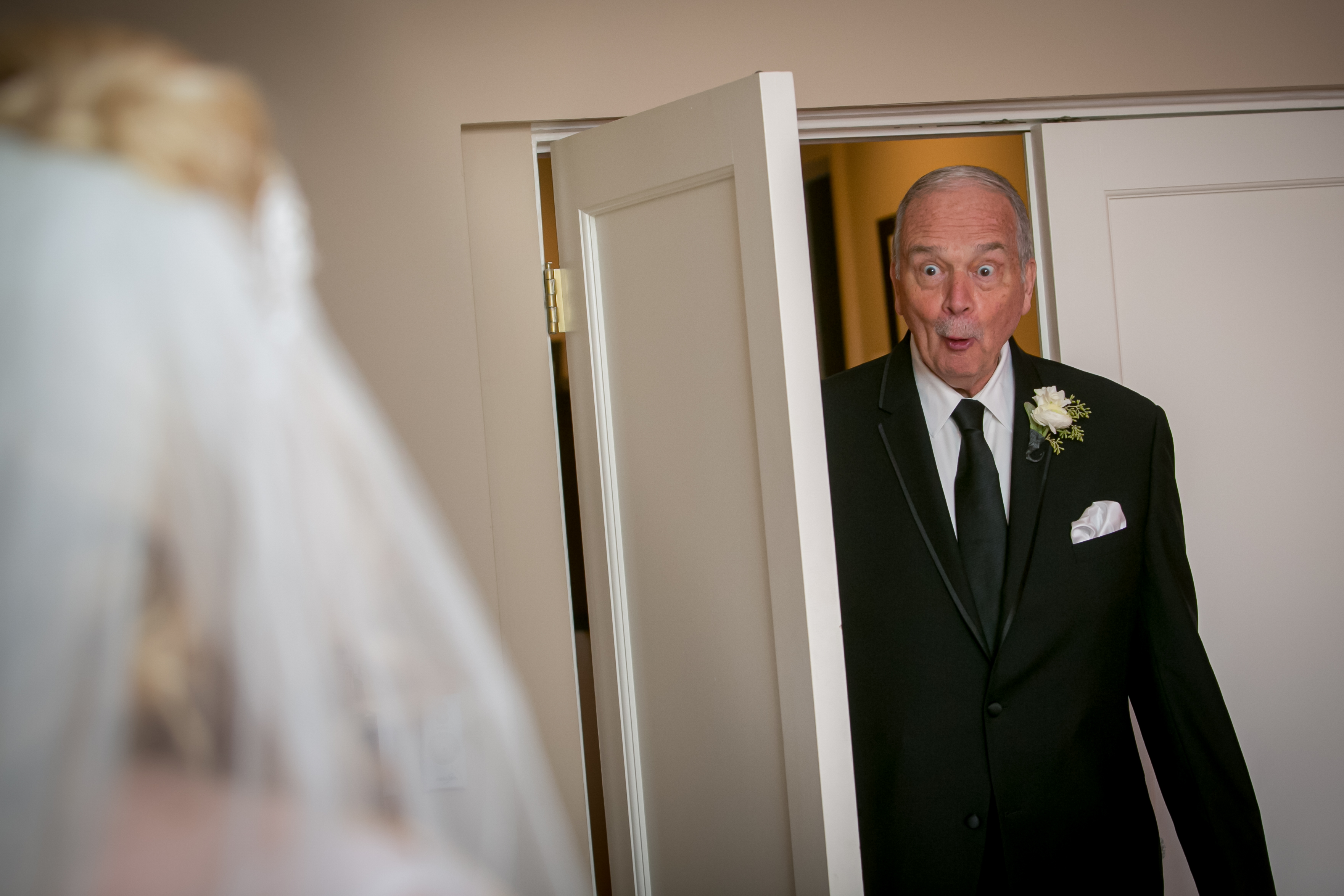 Dad's First Look