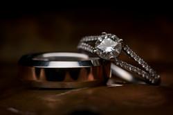 Classic Wedding Ring Shot