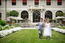 Flower girl and Ring Bearer Wedding Processional
