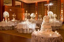 Elagent Wedding Reception Decor