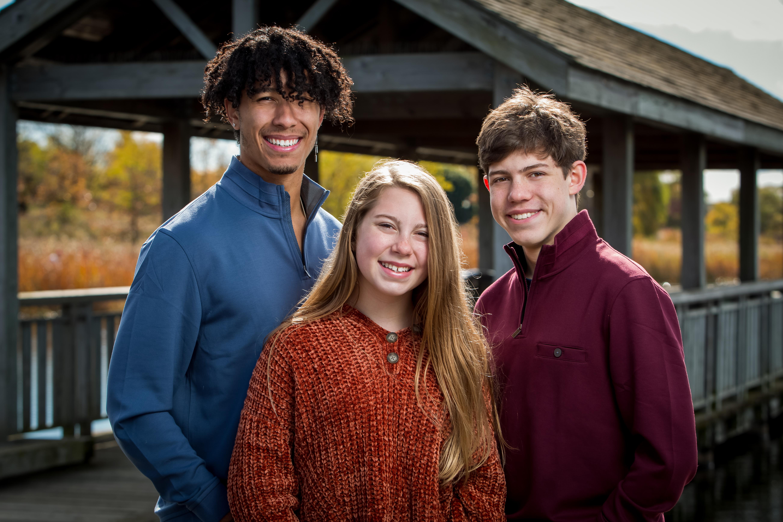 Family Portraits: Siblings