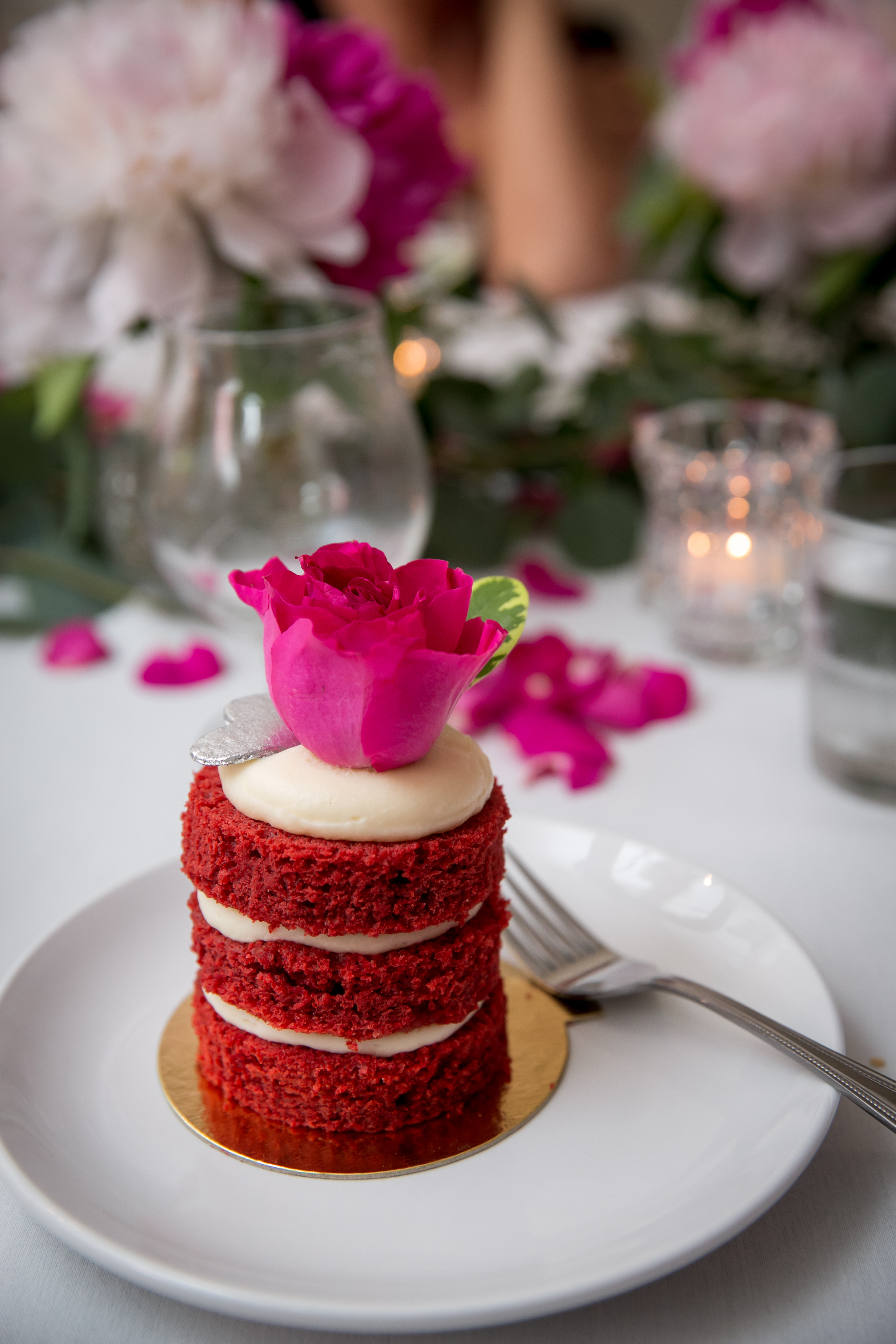 Wedding Cake for One