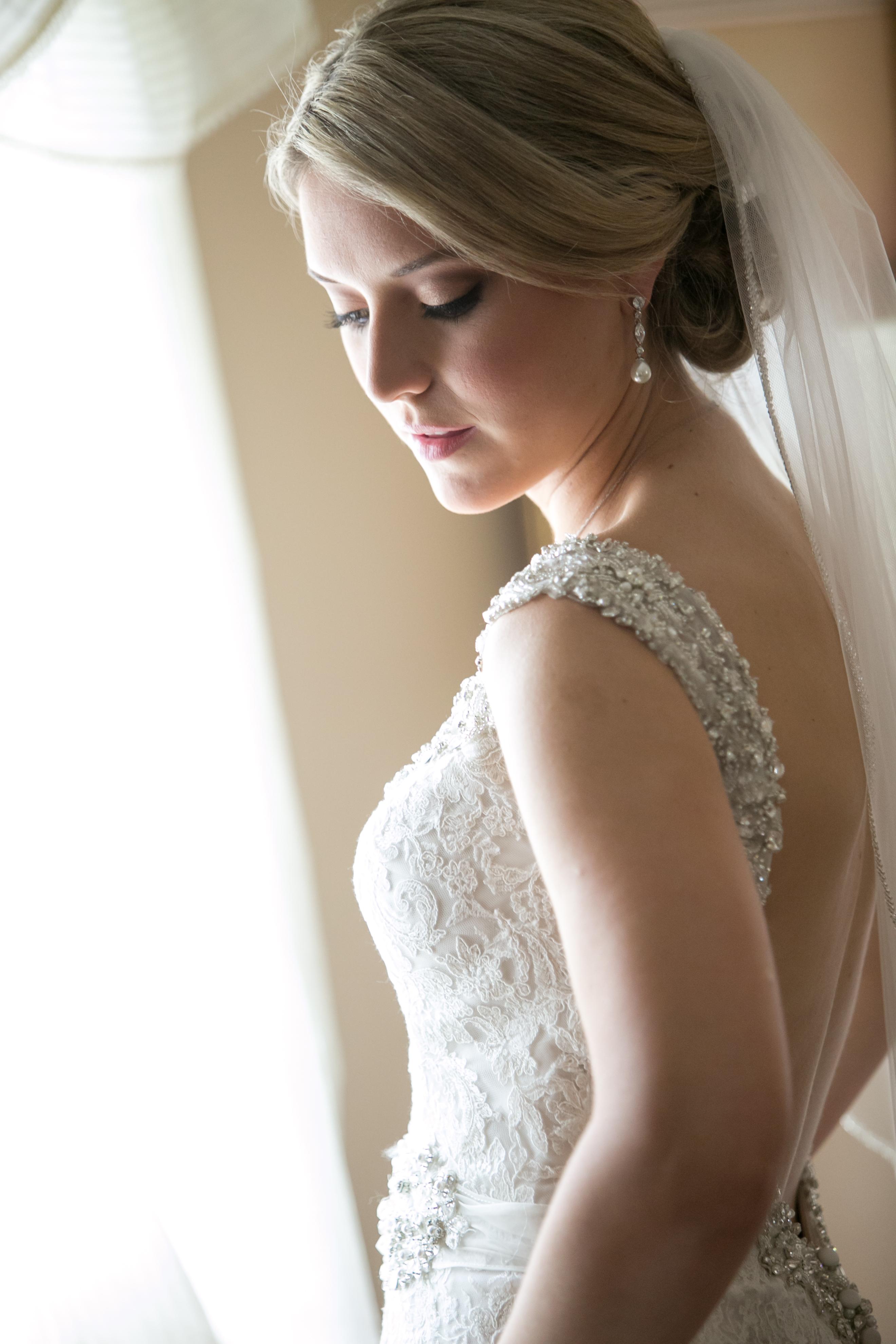 Beautiful Soft Bridal Portrait