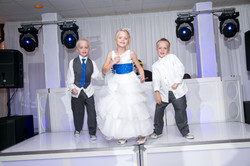 Wedding Reception Kids Dancing