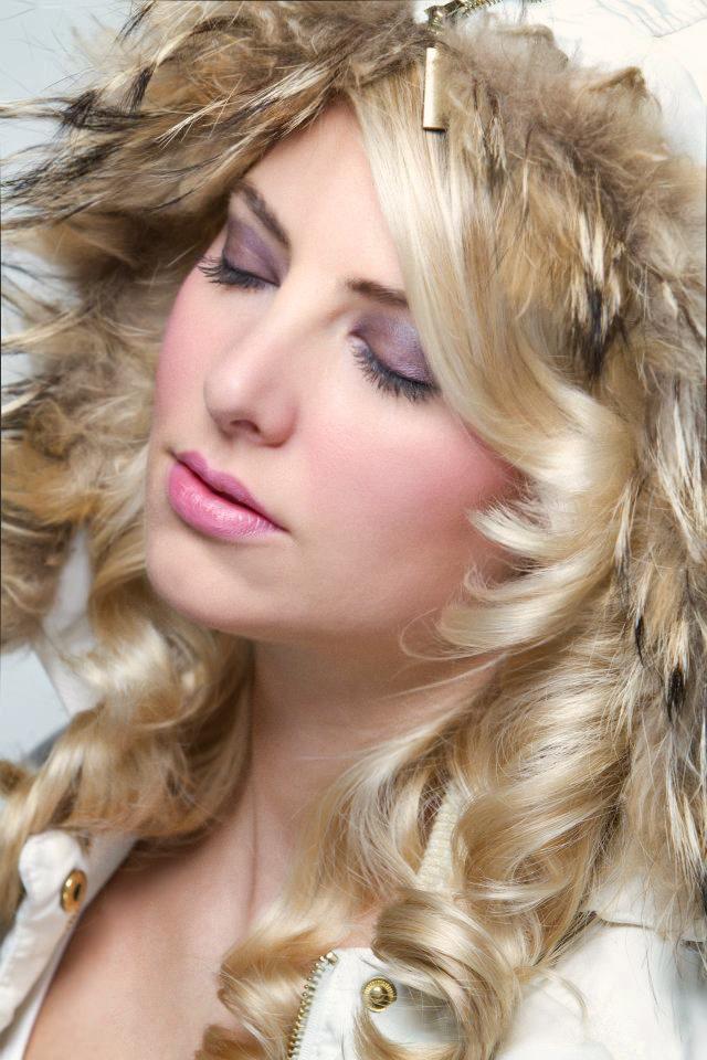 Beauty Close Up Portrait