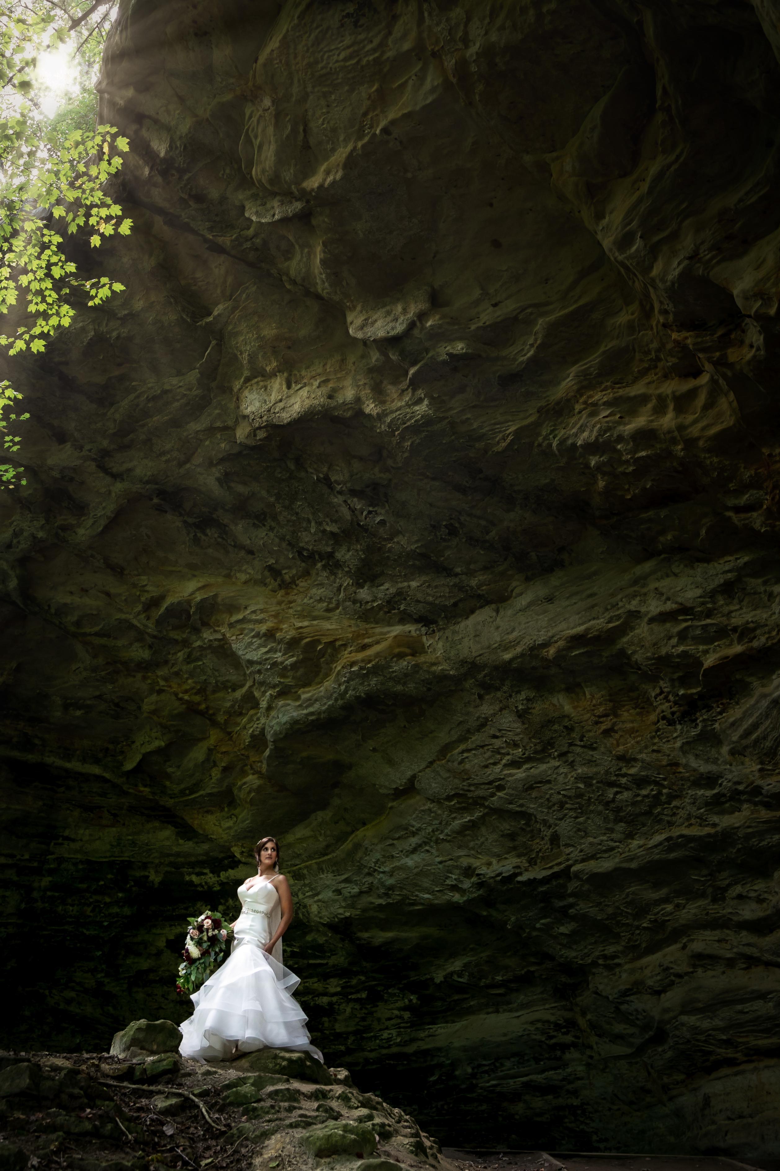 Starved Rock Wedding