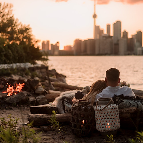 Toronto Island Proposal