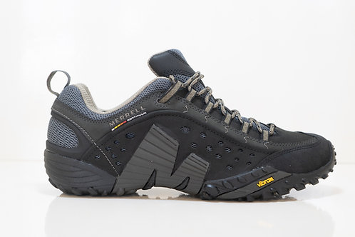 MERRELL INTERCEPT SMOOTH BLACK