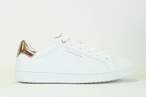 Björn Borg – T305 LOW CLS M1946 WHT – RSE – GLD VROUW