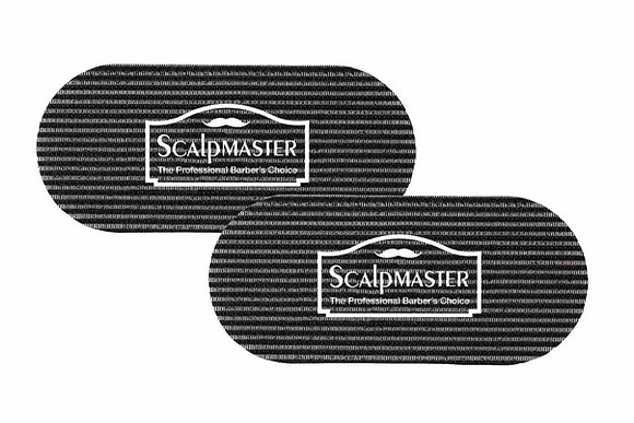 Scalpmaster Hair Grippers- Set of 2